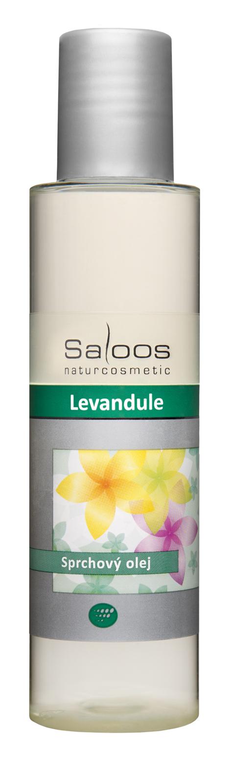 Sprchový olej Levandule 125 ml