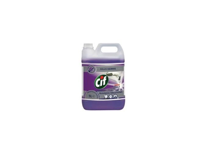 Cif Prof. 2in1 Cleaner Disinfectant 1