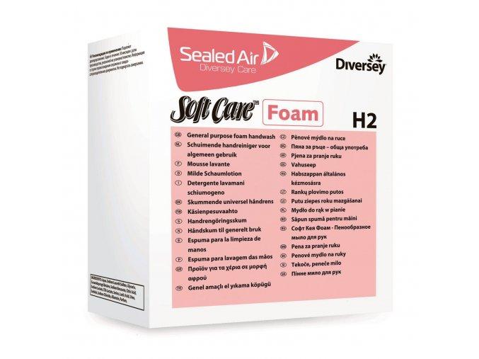 Soft Care Foam Soap