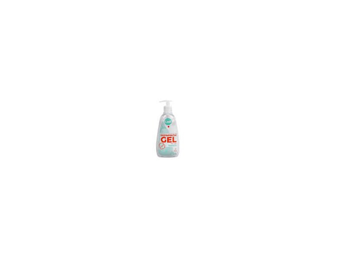 Ladi Plus dezinfekční gel s pumpičkou 0,5l