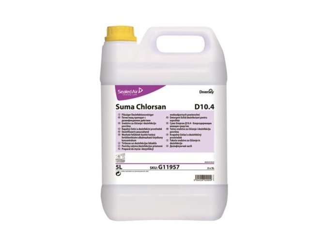 Suma Chlorsan D10.4 5 l