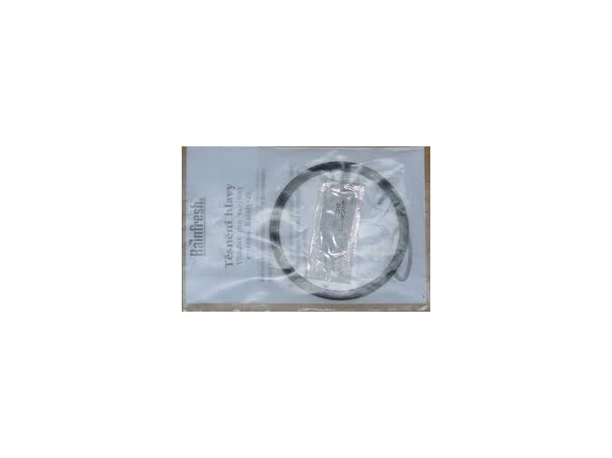 Těsnění hlavy mechanického filtru