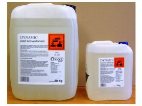 dynamic čistič konvekt
