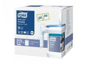 Flexibilní plastový zásobník Tork