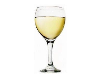 PGX 2002 854 Misket sklo na bílé víno - cejch 0,20