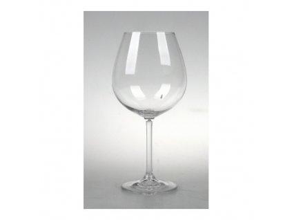 PGX 2004 120 Bohemia Crystal sklo na červené víno - 0,65l 0,65