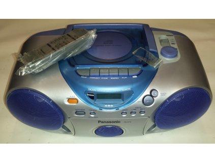 Panasonic RX-D15 E-A radiomagnetofon