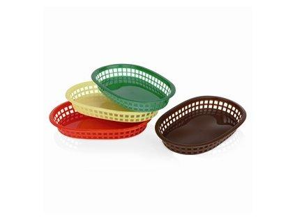 PGX 3841 274 Košík na pečivo barevný 27 x 15
