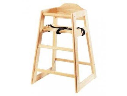 PGX 4125.01 Dětská židle tmavé