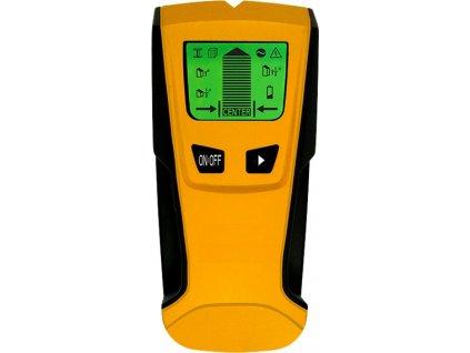 OPTEX 427006 digitální detektor kovu, dřeva a AC vedení DET-06