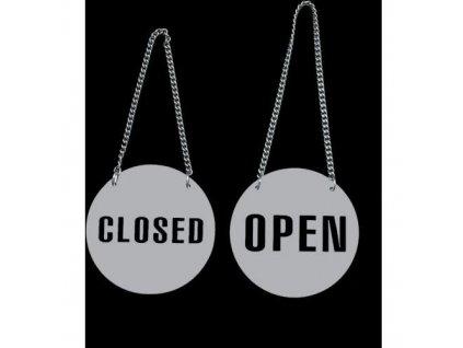 PGX 4303 130 Štítky visací OPEN/CLOSSED