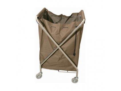 PGX 4423 000 Ocelový vozík pro pokojské 60 x 61 x 100 cm