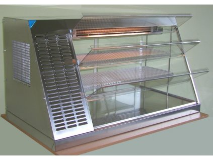 HALIFAX 120 LSO Chladící vitrína sam.obs