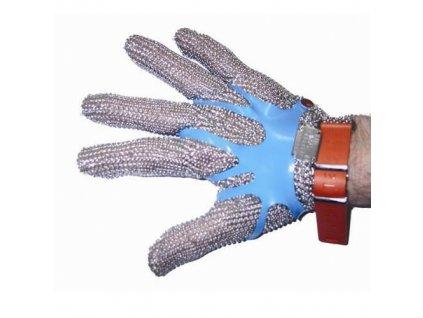PGX 6163 000 Upínač na rukavice modrá