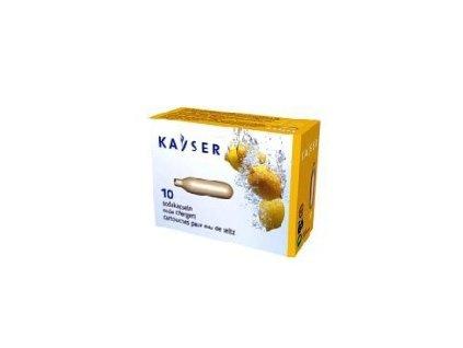 KAISER LT-N4074 Bombičky na sifón 10ks