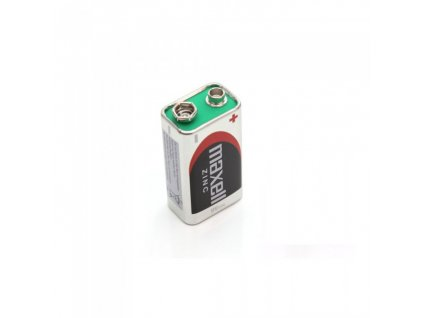 MAXELL 6F22 1S Zinc 1x9V Baterie