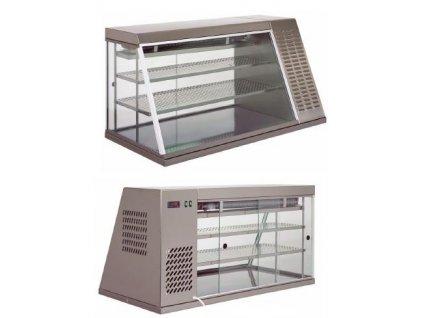 UNIS COOL UNC-1030110ST Chladicí vitrína