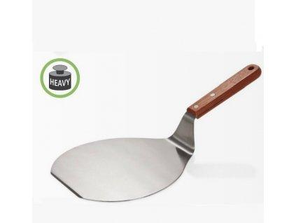 PGX 7066 340 Lopata na pizzu s dřevěnou rukojetí 18,5 x 16,5 cm