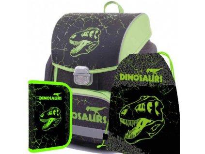 P+P Karton Školní set Dinosaurus