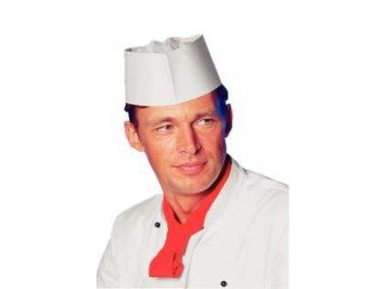 PGX 7089 Čepice kuchařská lodička 8,5