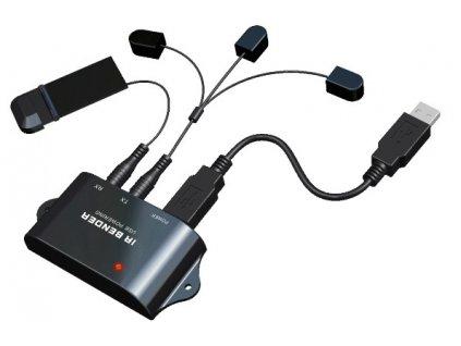 OPTEX 725900 Přenašeč IR signálů po kabelu IR600