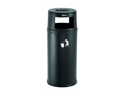 Bartscher 860.007 Stojanový popelník s košem na odpadky