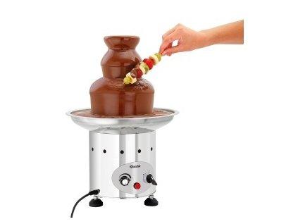 Bartscher 900.003 Fontána na čokoládu SB325 - 2,5 kg čokolády