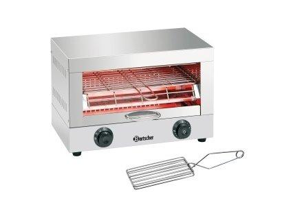Bartscher A151.300 Toaster/zapékací přístroj, jednoduchý