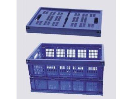 PGX 9218 528 Přepravka skládací 52,8 x 35,8 x 27,2