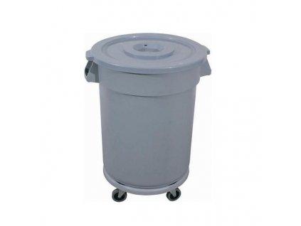 PGX 9219 120 Odpadkový koš šedý 120 l