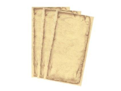 PGX 9955.20 List vkladový A5
