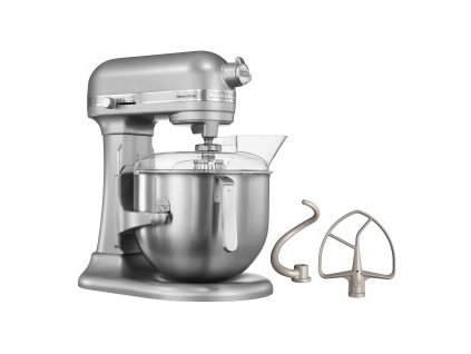 Bartscher A150.047 Kuchyňský robot Heavy Duty, stříbrný - Kitchen Aid