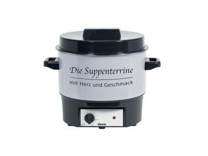 Bartscher A150.510 Kotlík na polévku PARTY - 16,0 litrů