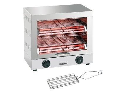 Bartscher A151.600 Toaster/zapékací přístroj, dvojitý