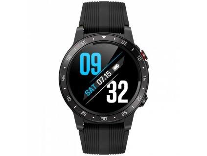 Chytré hodinky Carneo G-Cross platinum - černá