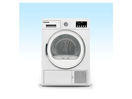 DRY-800 - Sušička na 8 kg prádla. ORAVA