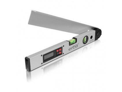 Úhloměr s vodováhou digitální ALU ERBA ER-05141