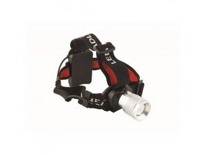 VELAMP Hliníková LED čelovka IH530