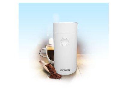 KM-900 W - Mlýnek na mletí kávy. ORAVA
