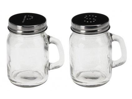 Solnička a pepřenka sklo KO-170412240