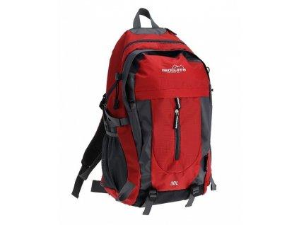 Batoh turistický REDCLIFFS 30 l červená XQMAX KO-DB7750320cerv