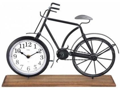 Hodiny stolní RETRO bicykl 42 cm