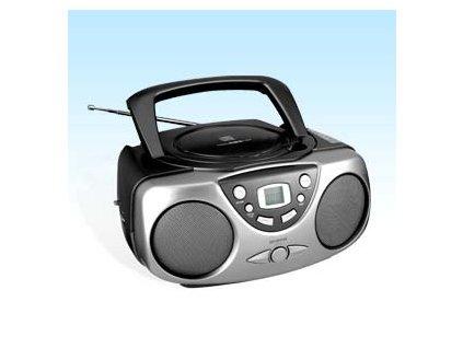 RCD-812 - Rádio CD přehrávač. ORAVA