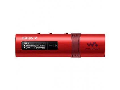 MP3 přehrávač Sony NWZ-B183FR