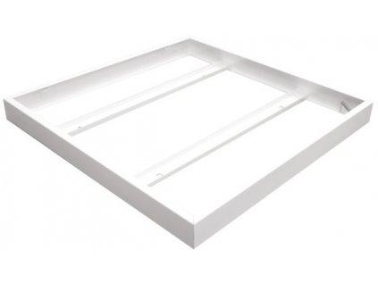 Montážní rámeček pro LED panely Tesla 300 x 300 mm - lesklý bílý