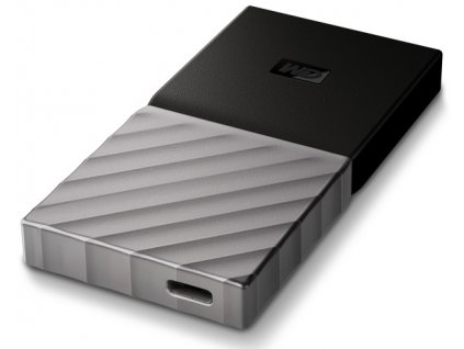 SSD externí Western Digital My Passport 2TB USB 3.1