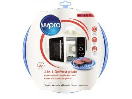 Rozmrazovací talíř do mikrovlnné trouby Whirlpool DFG 270