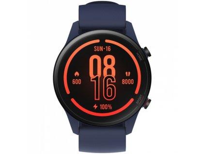 Chytré hodinky Xiaomi Mi Watch - modré