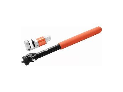 Selfie tyč Xsories Me-Shot Standard černá/oranžová