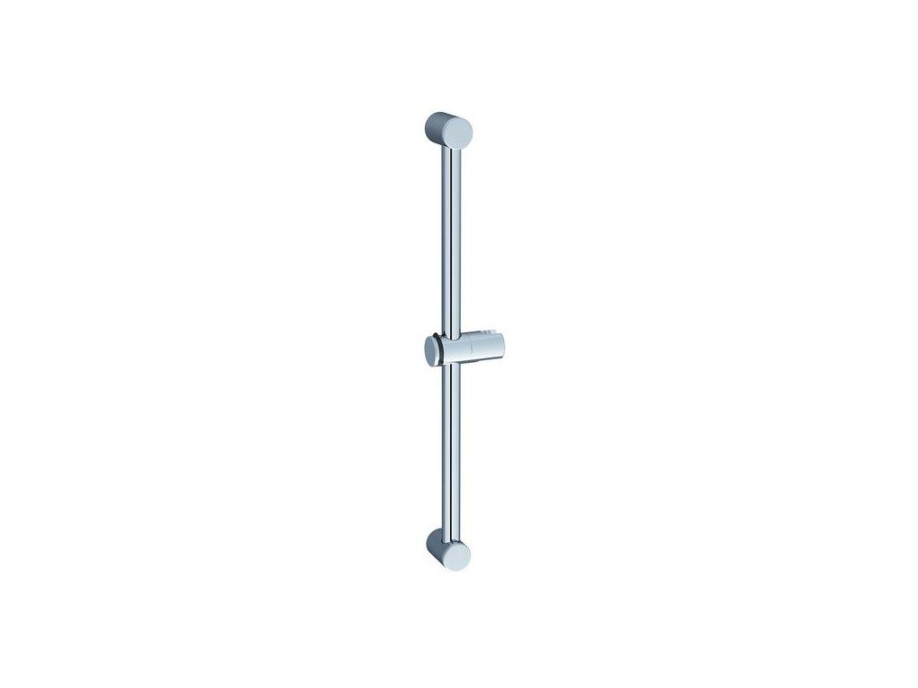 Ravak sprchová tyč s posuvným držákem sprchy, 60 cm - 972.00